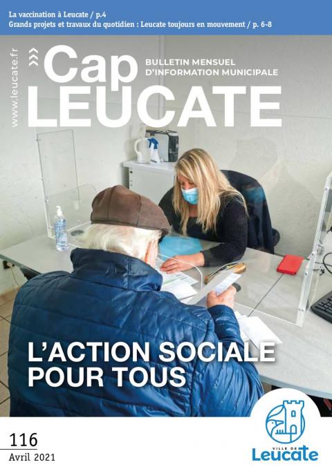Cap Leucate 116 - Avril 2021