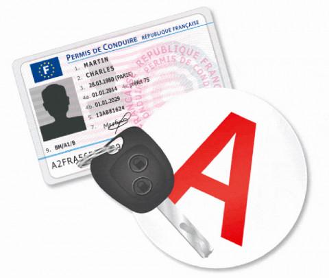 Bourse au permis de conduire - 6 novembre 2019