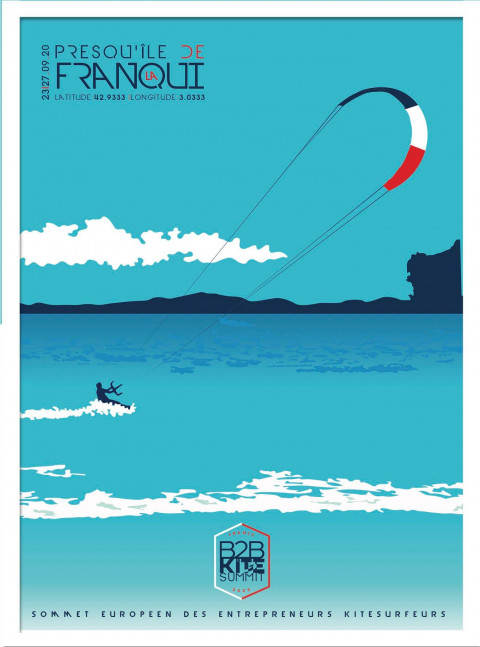 3ème édition du B2B Kite Summit – Du 23 au 27 septembre 2020