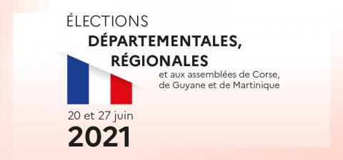 Élections régionales et départementales 2021 : résultats du 1er tour