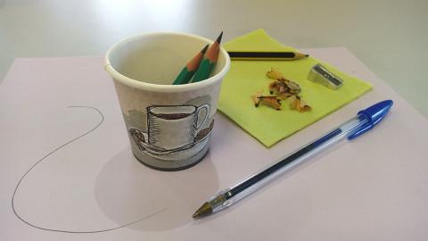 Atelier d'écriture animé par Simone Salgas - Vendredi 29 novembre 2019