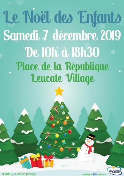 Noël des Enfants - Samedi 7 décembre 2019