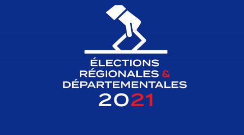 Elections régionales et départementales - 20 et 27 juin 2021