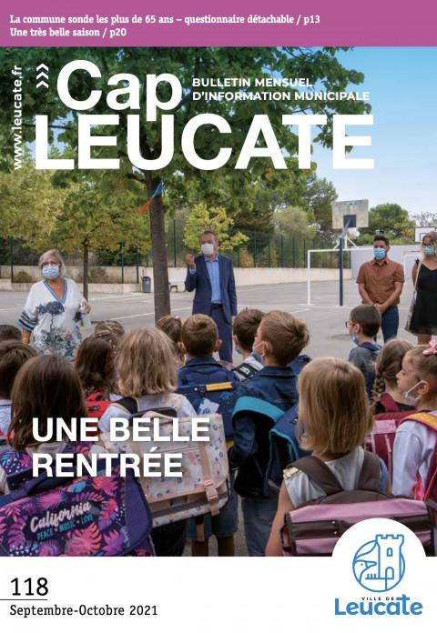 Cap Leucate 118 - Septembre Octobre 2021