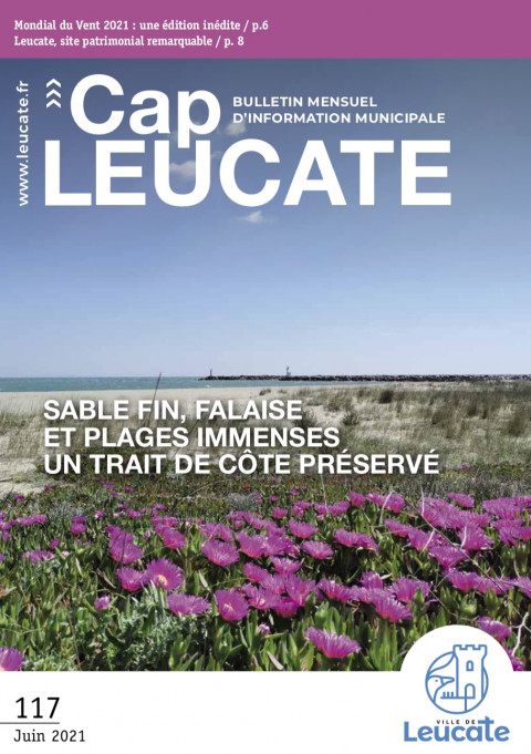Cap Leucate 117 - Juin 2021
