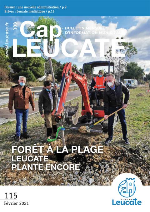 Cap Leucate 115 - Février 2021
