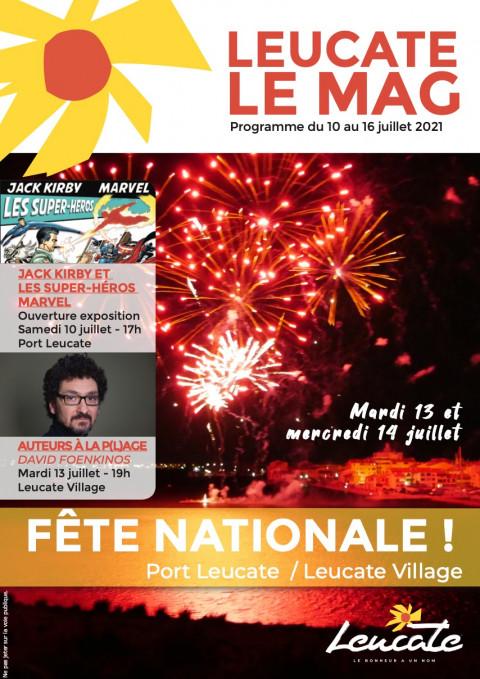 Leucate Le Mag - 10/16 juillet 2021