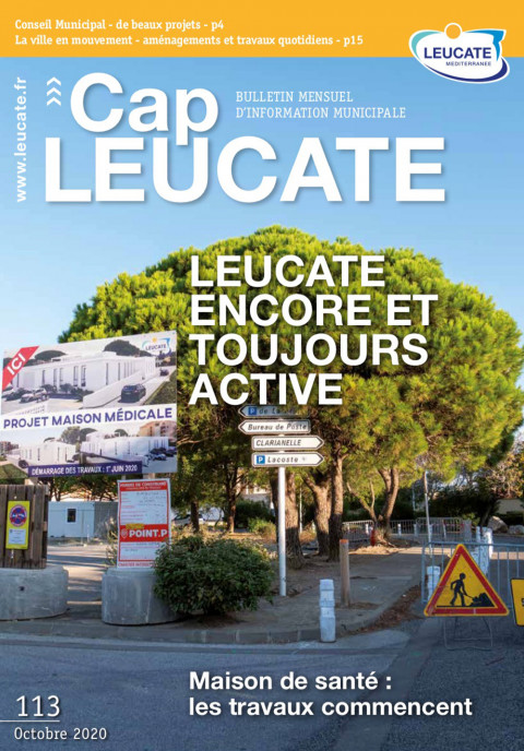 Cap Leucate 113 - Octobre 2020