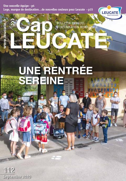 Cap Leucate 112 - Septembre 2020