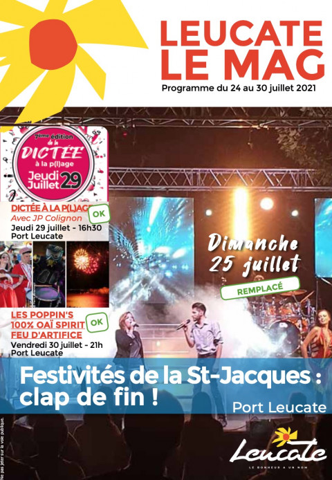 Leucate Le Mag - 24/30 juillet 2021