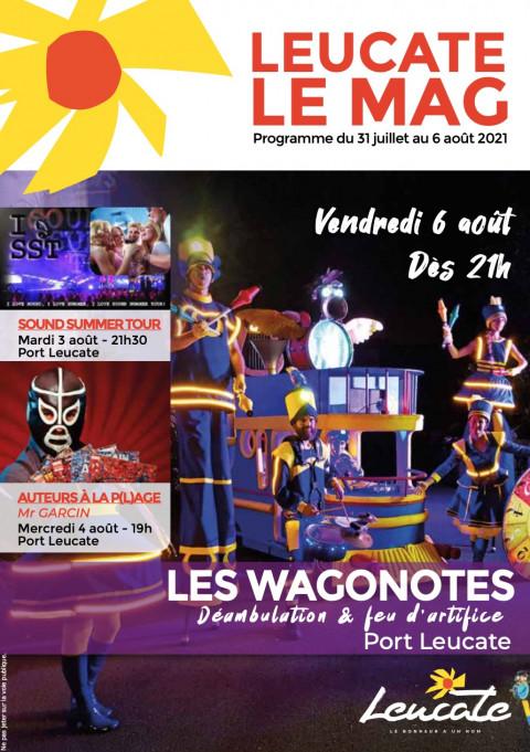 Leucate Le Mag - 31 juillet / 6 août 2021