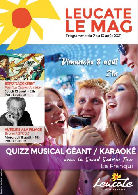 Leucate Le Mag - 7 / 13 août 2021