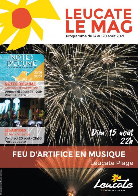 Leucate Le Mag - 14 / 20 août 2021