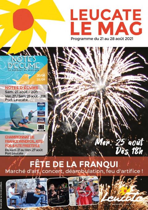 Leucate Le Mag - 21 / 28 août 2021
