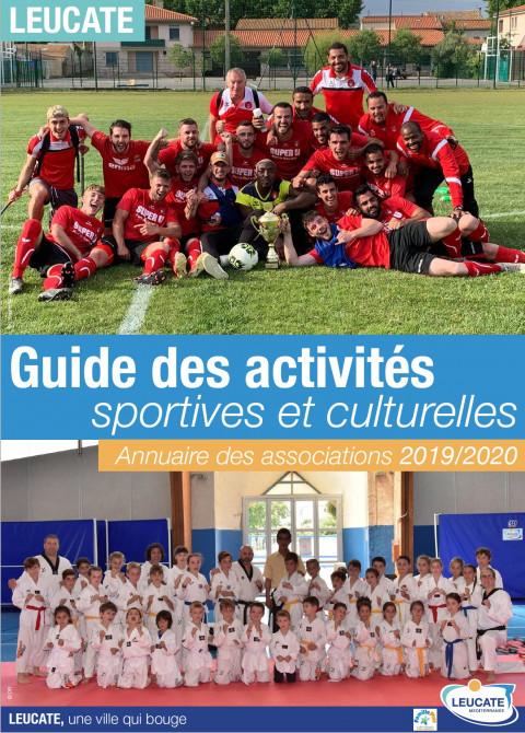 Le Guide des Associations Culturelles et Sportives 2019 / 2020