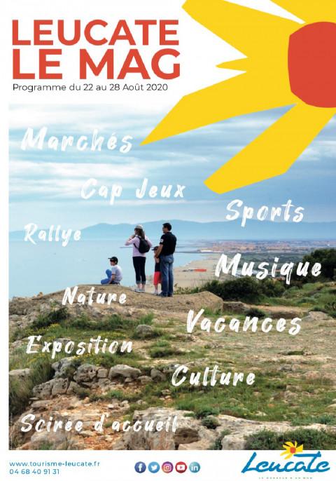 Leucate Le Mag - 22/28 août 2020