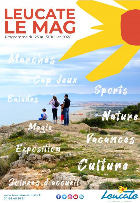 Leucate Le Mag - 25/31 juillet 2020