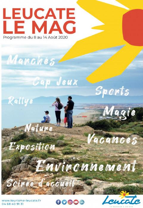 Leucate Le Mag - 8/14 août 2020