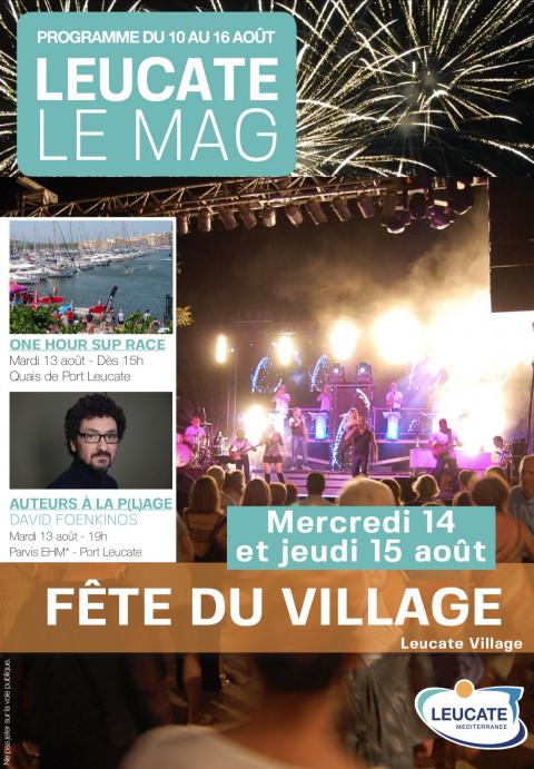 Leucate Le Mag - 10/16 août 2019