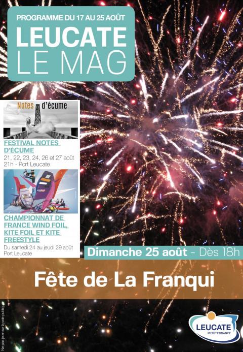 Leucate Le Mag - 17/25 août 2019